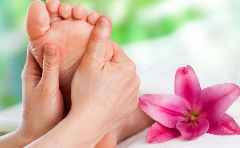 Masajul tălpilor pentru persoanele care suferă de osteoartroză