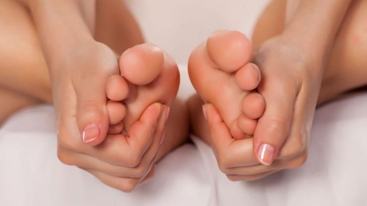 Destresare și destindere – automasajul picioarelor