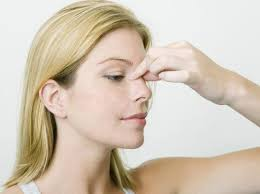 Exerciții de automasaj pentru nas